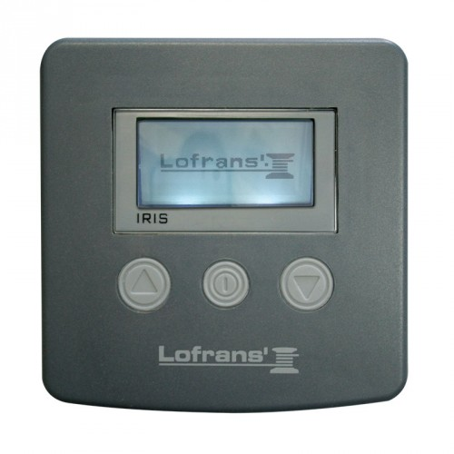 Chain counter Iris 103 - Lofrans