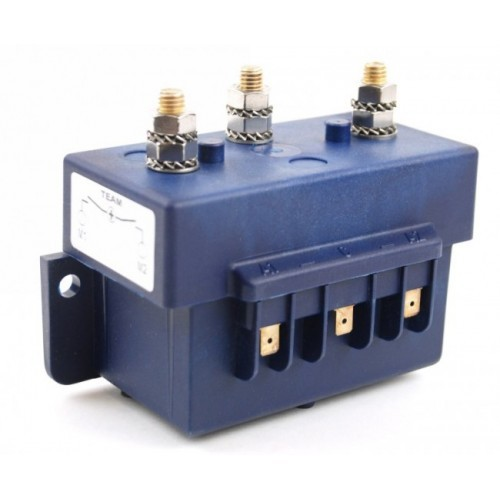 Control Boxes Solenoids for DC - Lofrans