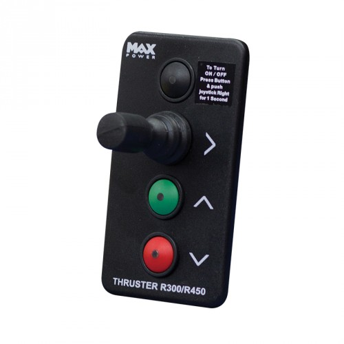 Joystick for Thruster R300/R450 - Max Power