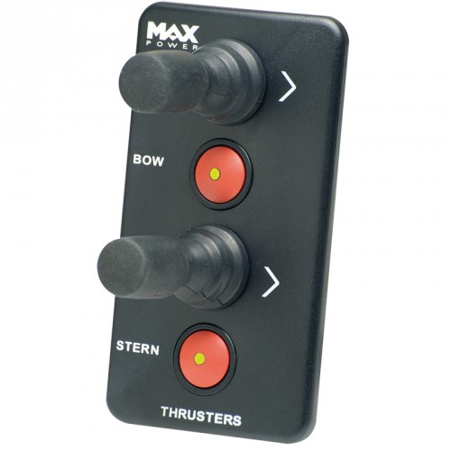 Double joystick for tunnel thruster - Max Power