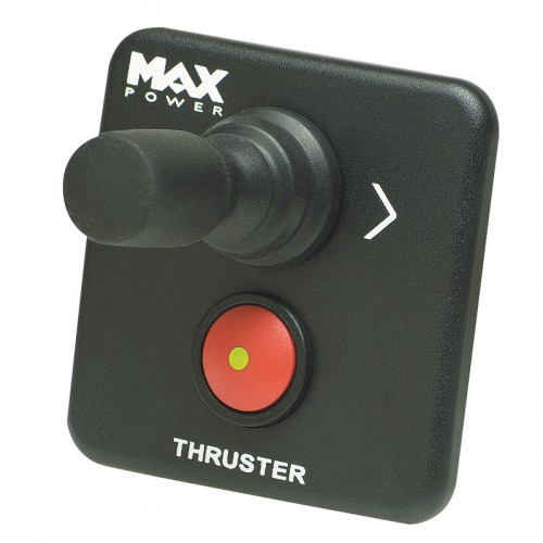 Max Power single joystick for tunnel thrusters