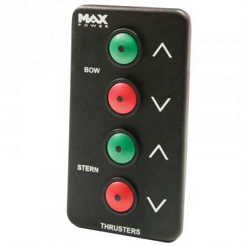 Double Touch Panel - Max Power
