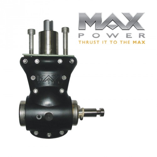Drive leg CT35 Ø 125mm - Max Power