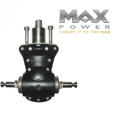 Drive leg aluminium CT325 Ø 315mm - Max Power