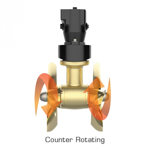 CT 35-IP - Ignition Protected Thruster - Max Power