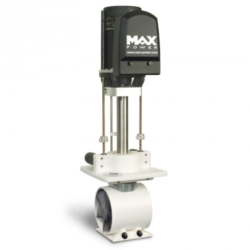 VIP 250 electric retractable thruster - Max Power