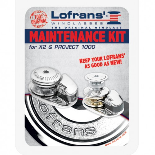 X2 maintenance kit - Lofrans