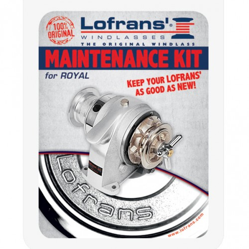 Royal maintenance kit - Lofrans