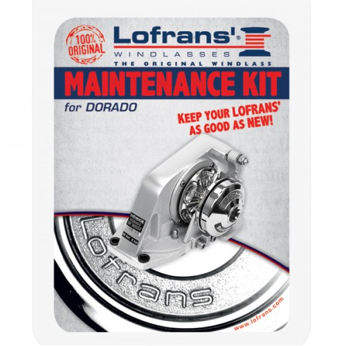 Dorado maintenance kit - Lofrans