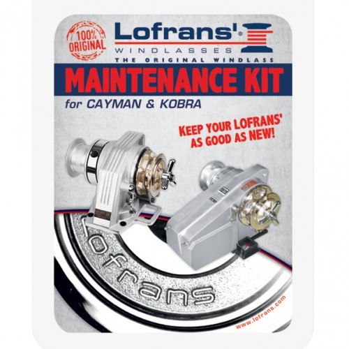 Kobra maintenance kit - Lofrans