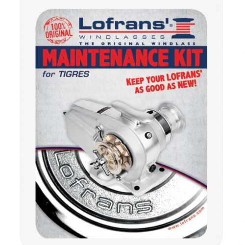 Tigres maintenance kit - Lofrans