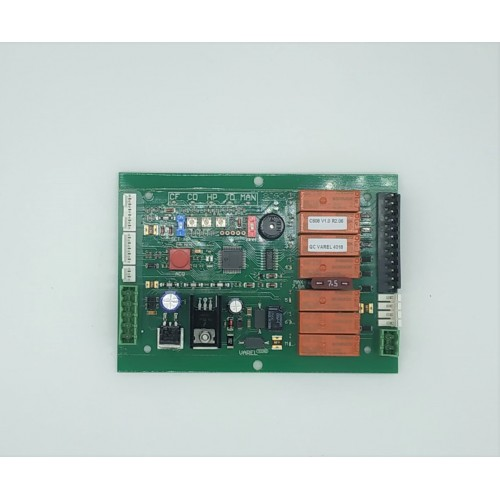 Electronic board for Besenzoni gangway